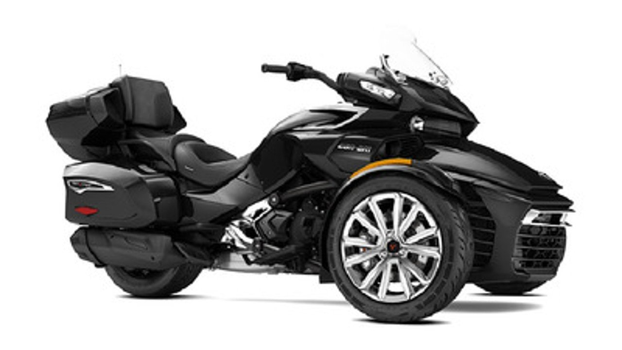 2017 Can-Am Spyder F3 for sale 200453043