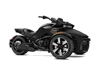 2017 Can-Am Spyder F3 for sale 200453494