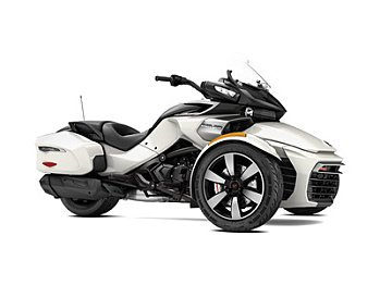 2017 Can-Am Spyder F3 for sale 200463032