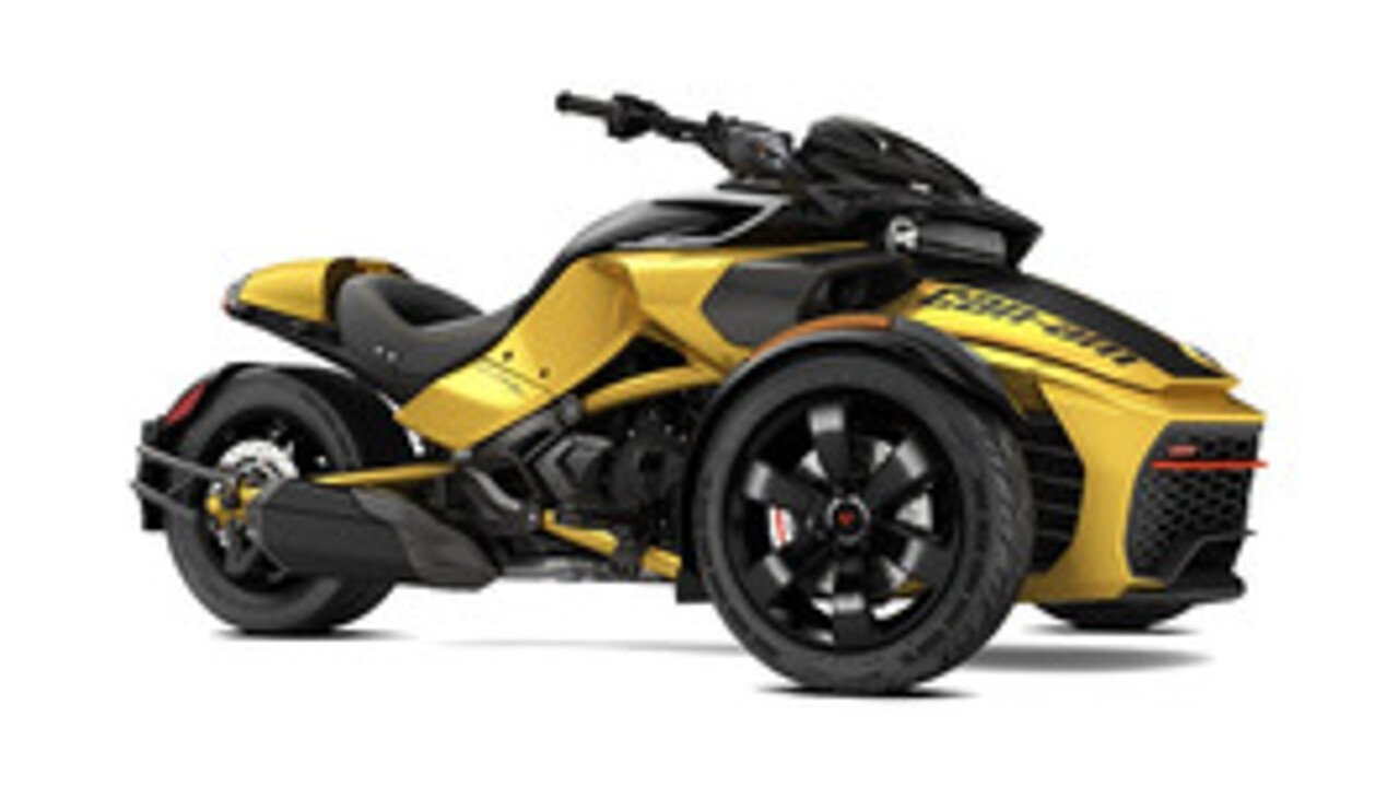 2017 Can-Am Spyder F3 for sale 200482711