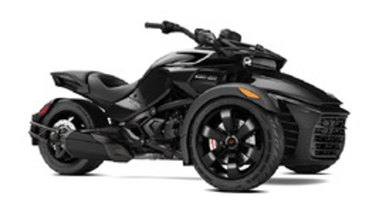 2017 Can-Am Spyder F3 for sale 200482783