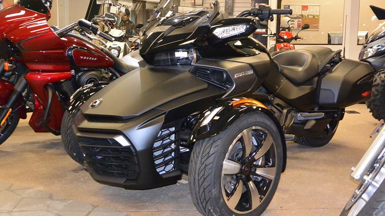 Vehicle Auctions Near Me >> 2017 Can-Am Spyder F3 for sale near Concord, North Carolina 28027 - Motorcycles on Autotrader