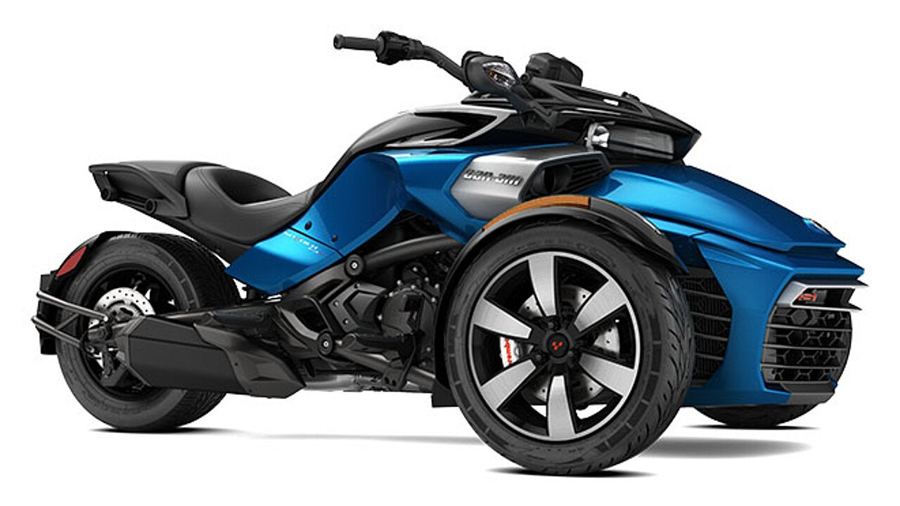 2017 Can-Am Spyder F3 for sale 200499838