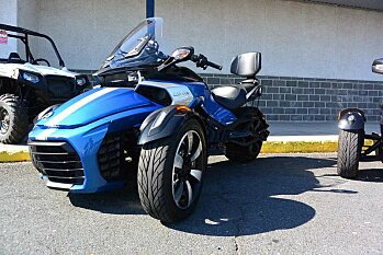 2017 Can-Am Spyder F3 for sale 200507122