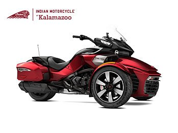 2017 Can-Am Spyder F3 for sale 200511093