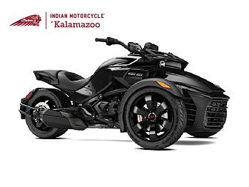 2017 Can-Am Spyder F3 for sale 200511139