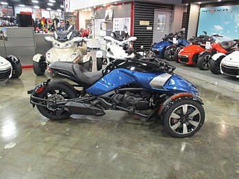 2017 Can-Am Spyder F3 for sale 200512827
