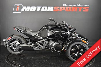 2017 Can-Am Spyder F3 for sale 200513835