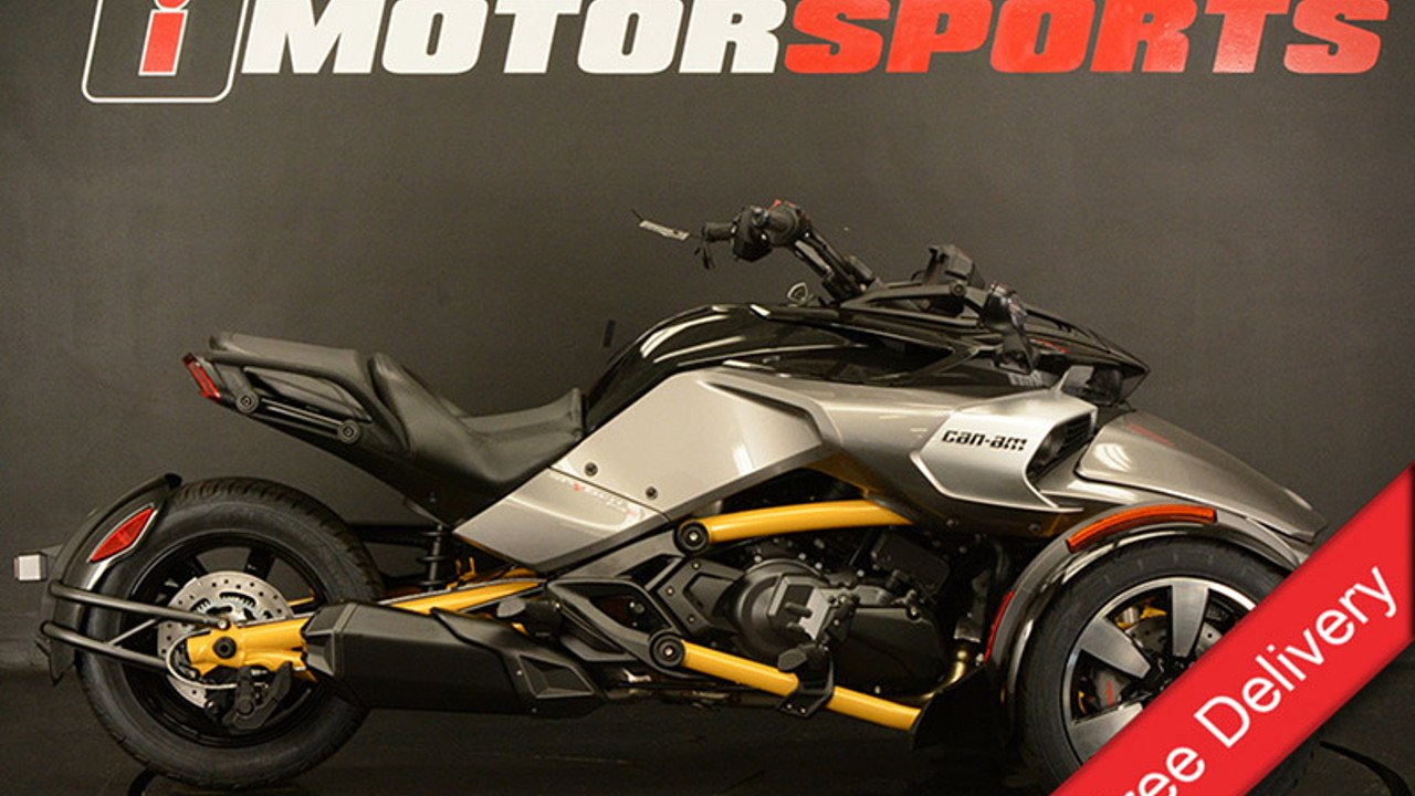 2017 Can-Am Spyder F3 for sale 200513837