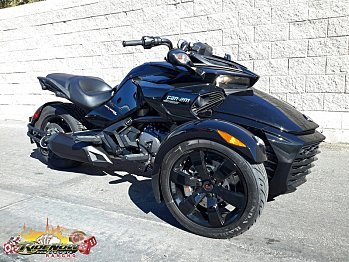 2017 Can-Am Spyder F3 for sale 200514598