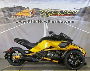 2017 Can-Am Spyder F3 for sale 200565781