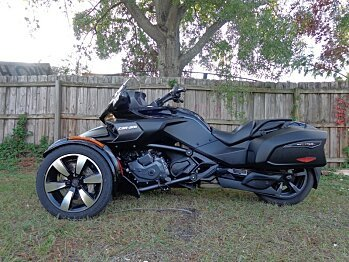 2017 Can-Am Spyder F3 for sale 200600381