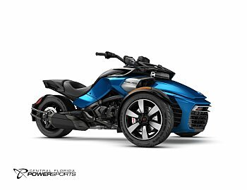 2017 Can-Am Spyder F3-S for sale 200378436