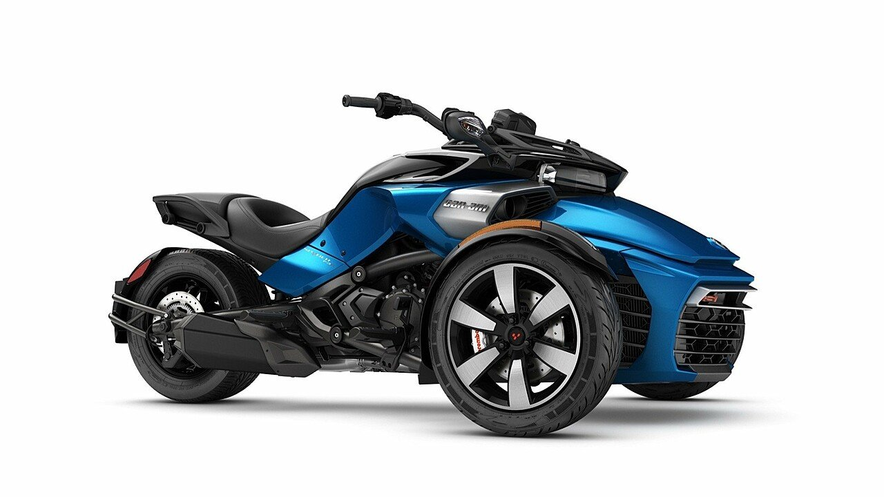 2017 Can-Am Spyder F3-S for sale 200424493