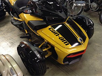2017 Can-Am Spyder F3-S for sale 200501763