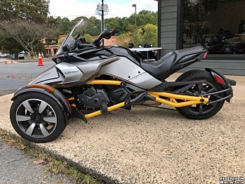 2017 Can-Am Spyder F3-S for sale 200646242
