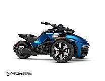 2017 Can-Am Spyder F3-S for sale 200378435