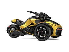 2017 Can-Am Spyder F3-S for sale 200402289
