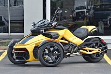 2017 Can-Am Spyder F3-S for sale 200513838