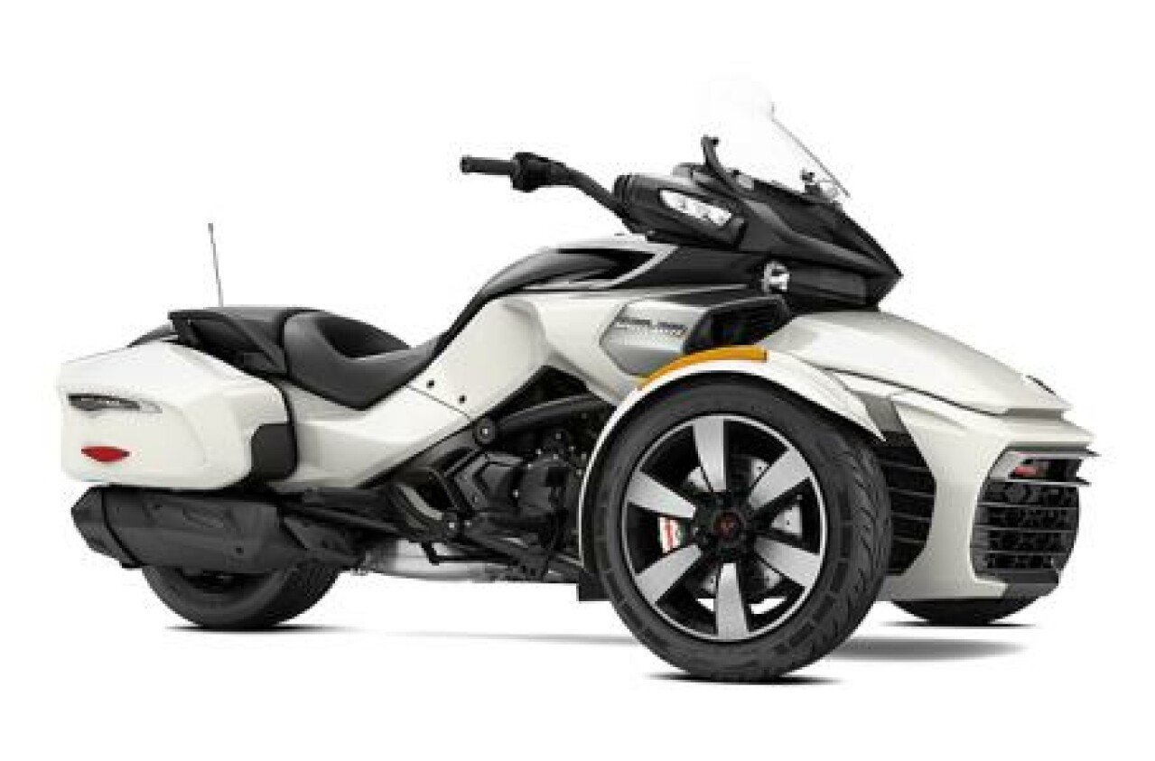 2017 Can-Am Spyder F3-T for sale near Winston-Salem, North ...