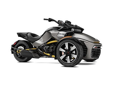 2017 Can-Am Spyder F3 for sale 200376778