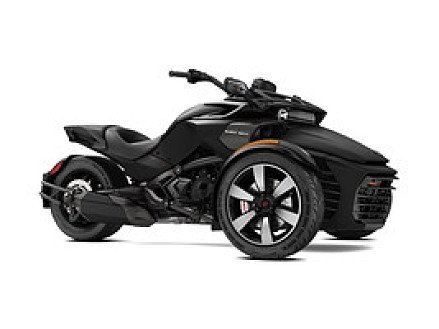 2017 Can-Am Spyder F3 for sale 200376779