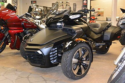 2017 Can-Am Spyder F3 for sale 200486405
