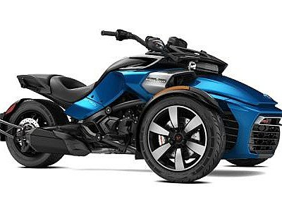 2017 Can-Am Spyder F3 for sale 200500305