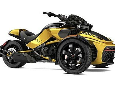 2017 Can-Am Spyder F3 for sale 200500308