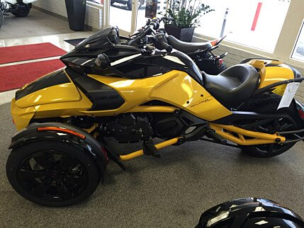 2017 Can-Am Spyder F3 for sale 200501687