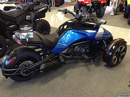 2017 Can-Am Spyder F3 for sale 200501689