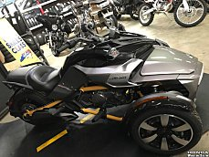 2017 Can-Am Spyder F3 for sale 200501761