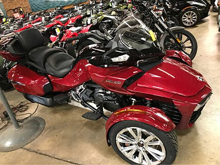 2017 Can-Am Spyder F3 for sale 200501765
