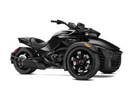 2017 Can-Am Spyder F3 for sale 200502035