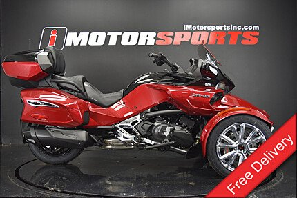 2017 Can-Am Spyder F3 for sale 200513841