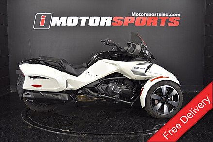 2017 Can-Am Spyder F3 for sale 200513852