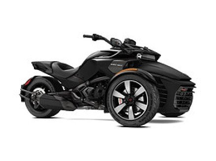 2017 Can-Am Spyder F3 for sale 200514080