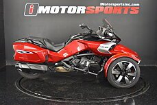 2017 Can-Am Spyder F3 for sale 200514089