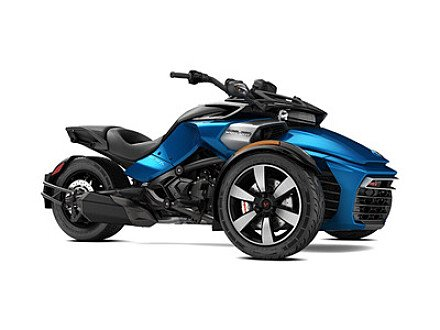 2017 Can-Am Spyder F3 for sale 200575550