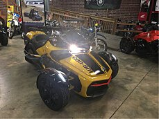 2017 Can-Am Spyder F3 for sale 200580180