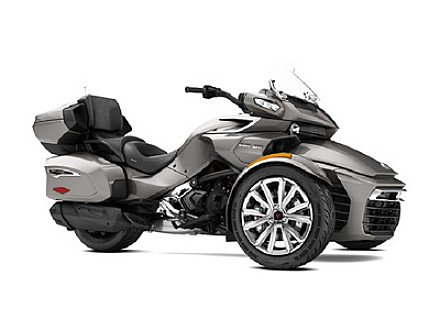 2017 Can-Am Spyder F3 for sale 200596742