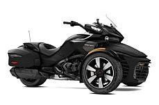 2017 Can-Am Spyder F3 for sale 200600157