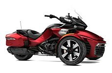 2017 Can-Am Spyder F3 for sale 200600356