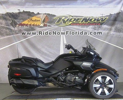 2017 Can-Am Spyder F3 for sale 200611804