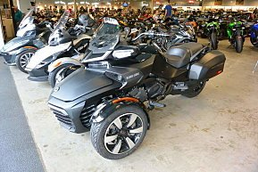 2017 Can-Am Spyder F3 for sale 200616743