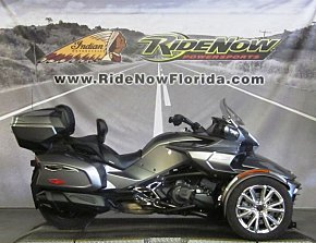 2017 Can-Am Spyder F3 for sale 200617449