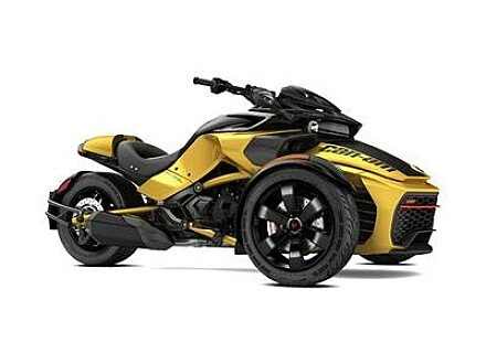 2017 Can-Am Spyder F3 for sale 200630250