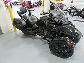 2017 Can-Am Spyder F3 for sale 200634465
