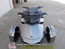 2017 Can-Am Spyder F3 for sale 200636681