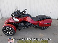 2017 Can-Am Spyder F3 for sale 200636693